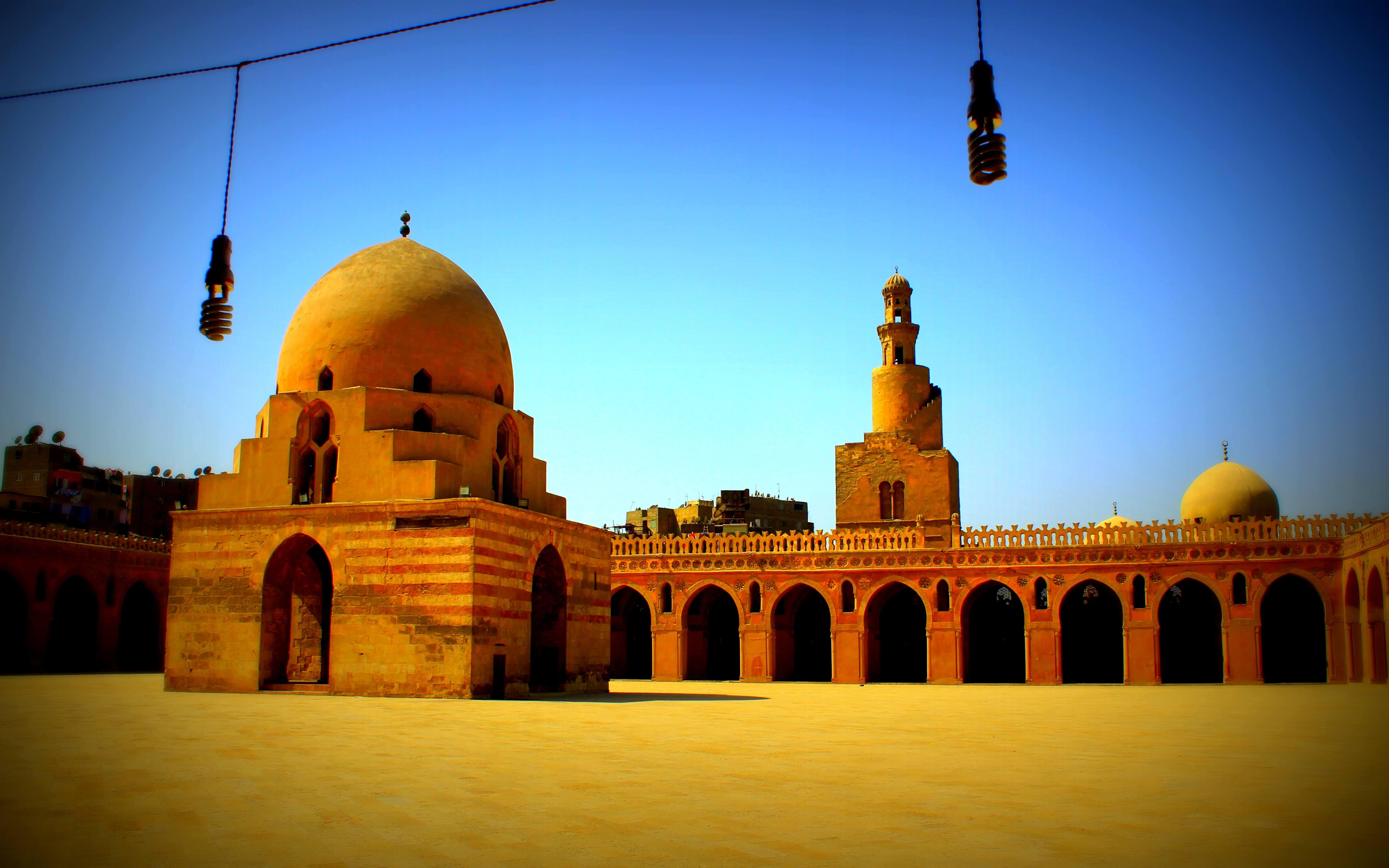 رمضان زمان (15)  .. المأذنة المَلوية (مصري قبطي .. أم سامرائي عراقي) ؟
