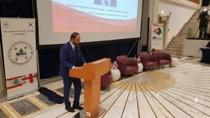 منتدى الأعمال اللبناني في تبليسي