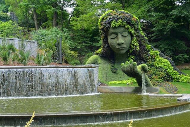 حديقة النباتات الوطنية في تبليسي | اهم المناطق السياحية في جورجيا للسياحة العائلية