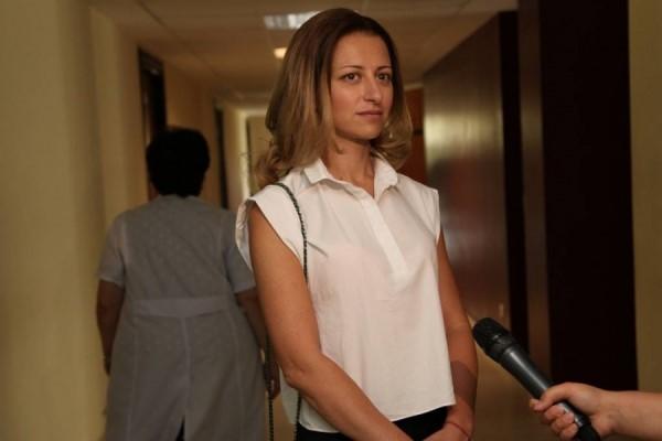 وزيرة الصحة الجورجية الجديدة